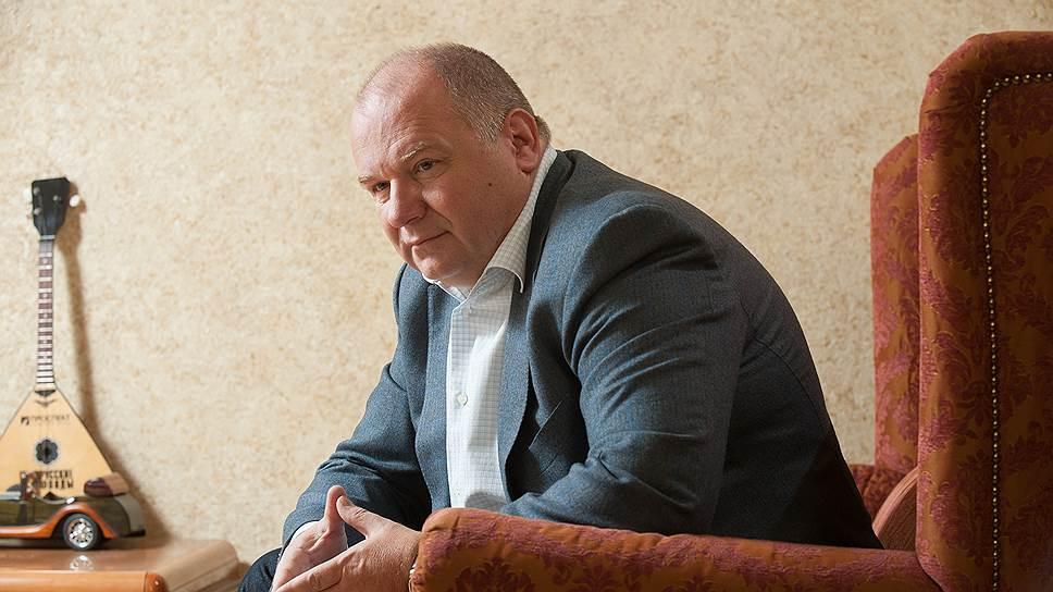 На двух стульях. Чтобы построить B2B-Center, Александру Бойко пришлось находить общий язык с программистами и олигархами