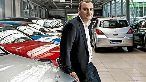 Правило второй руки  / Зачем легендарный топ-менеджер автопрома Оскар Ахмедов ушел в свой бизнес