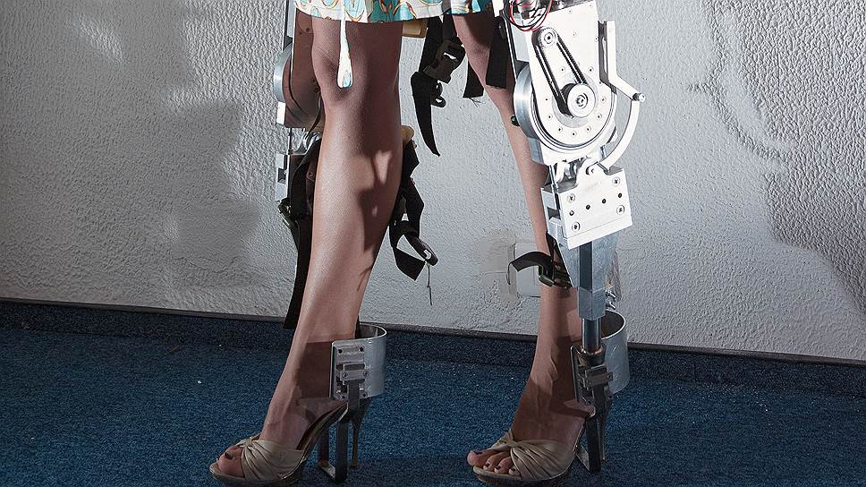 """Подкованная CEO. Екатерина Березий, ставшая CEO стартапа -""""Экзороботикс"""", разбирается не только в бизнесе, но и в робототехнике"""