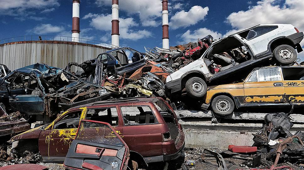 Выгодный хлам. Программа утилизации автомобилей понравилась как потребителям, так и автоконцернам, в выигрыше даже пешеходы