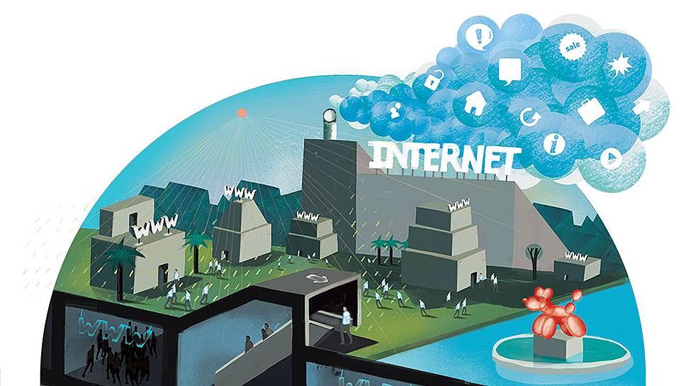 Сможет ли «темный веб» стать новой версией интернета