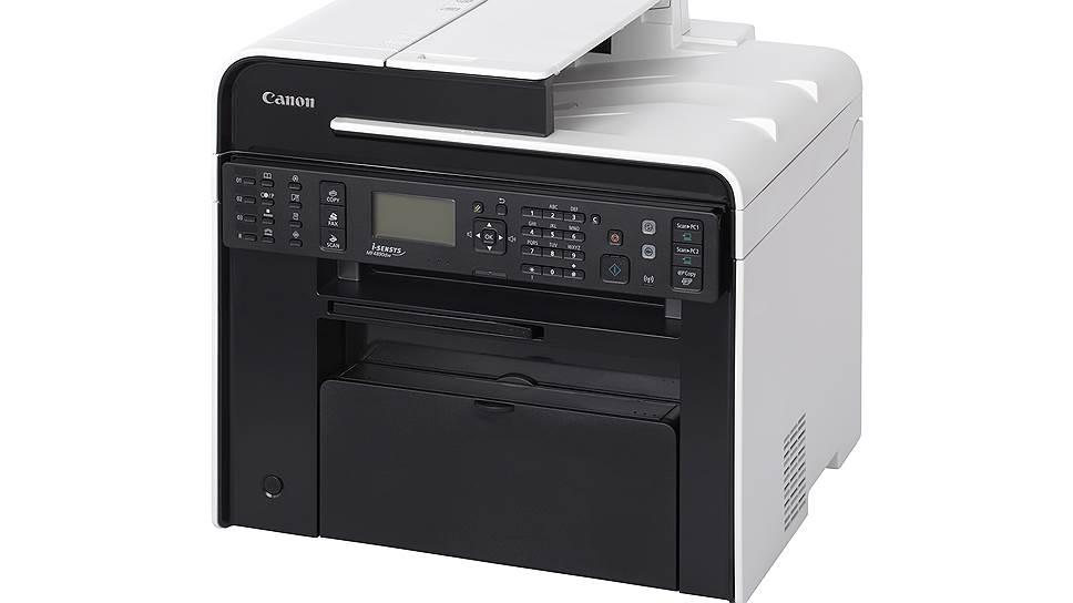 Приз: Canon i-SENSYS MF4890dw
