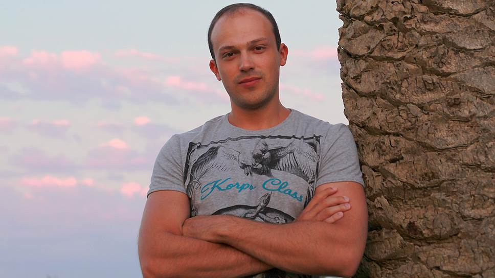Александр Эйсмант, основатель Smartnutrition.ru