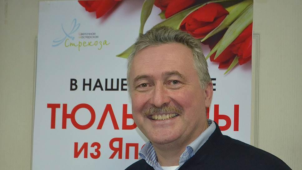 Андрей Шабалин, владелец компании CV24.ru, основатель Школы практической флористики