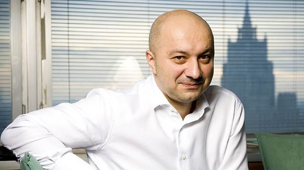 """Олег Аванесов, совладелец торгово-промышленной группы """"Аэссель"""""""
