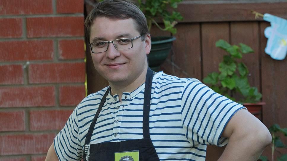 Сергей Мельник, основатель Season Market