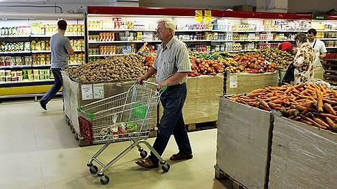 Россияне заплатили за продовольственное эмбарго 45 млрд руб.  / Как растут цены на продукты питания