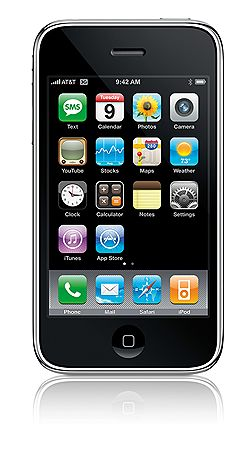 Где и когда можно будет купить iPhone 3G в России.