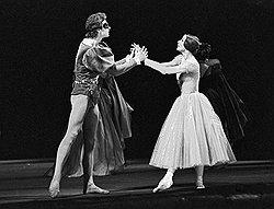 Снова на балконе // Ромео и Джульетта в большом театре...