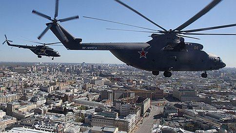Третий в мире  / Вертолеты