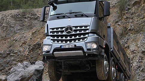 Mercedes-трансформер  / Тест-драйв