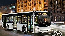 Новый городской автобус из Волжского