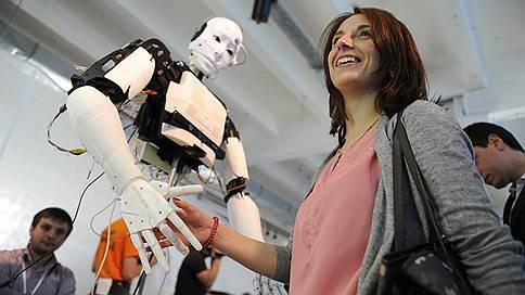 Роботы ждут денег  / технологии