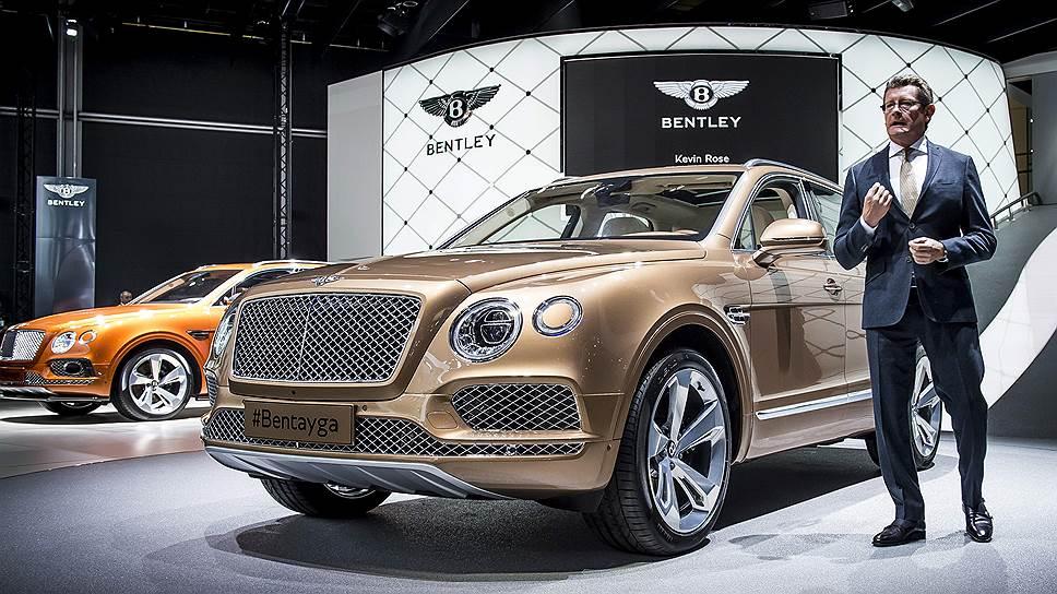Блеск и технологии / Luxury cars