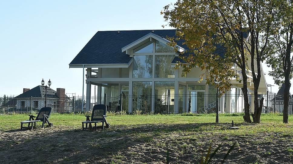 """Газобетонный дом в поселке """"Ла-Манш"""" стоит в среднем 5,7 млн руб. — как готовый, так и тот, который еще предстоит построить"""
