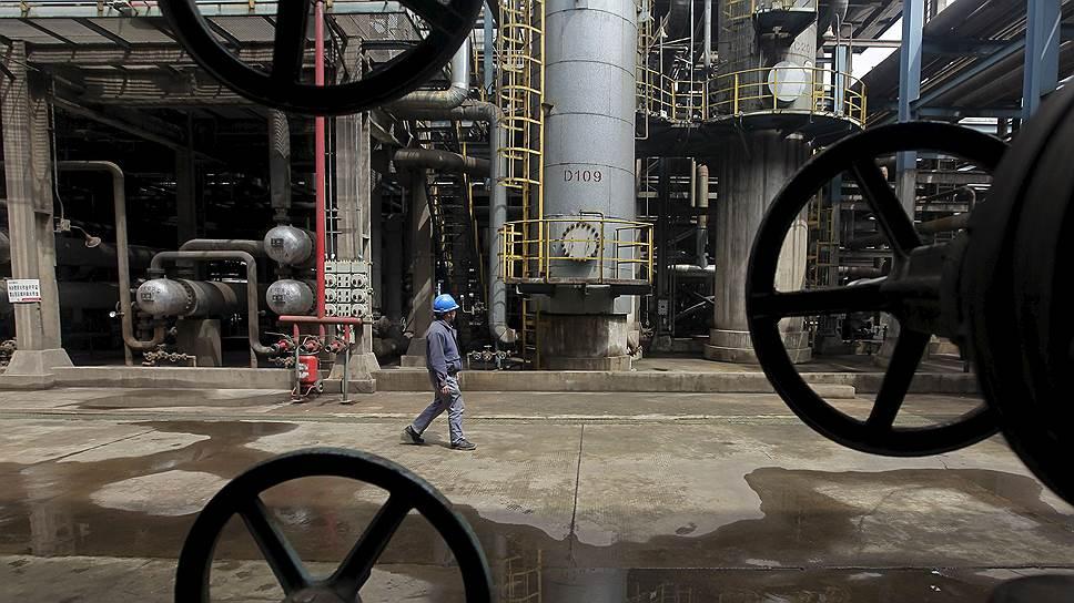 Китайский нефтяной пузырь / альтернатива