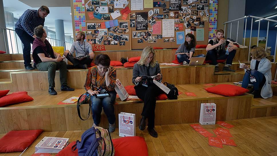 Уже сегодня учащимся тесно в старых аудиториях. Образование осваивает открытые пространства