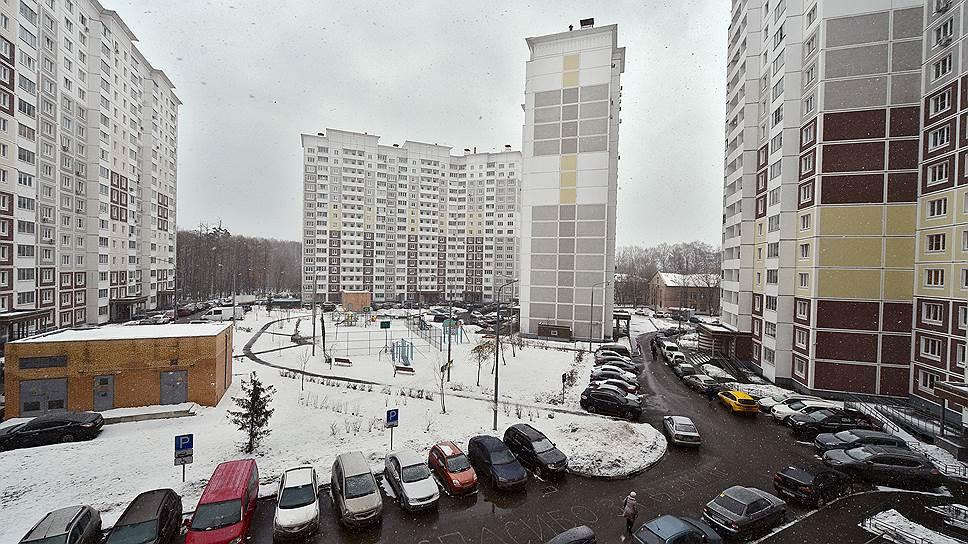 По плотности населения и парковок ближнее Подмосковье готовится обогнать Москву