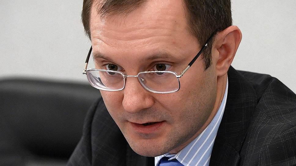 Зампред Банка России Владимир Чистюхин