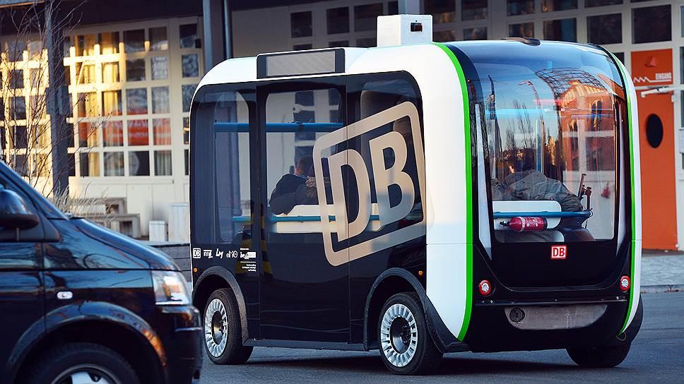 Автономный транспорт настолько быстро умнеет, что ему больше не нужна специальная дорожная инфраструктура