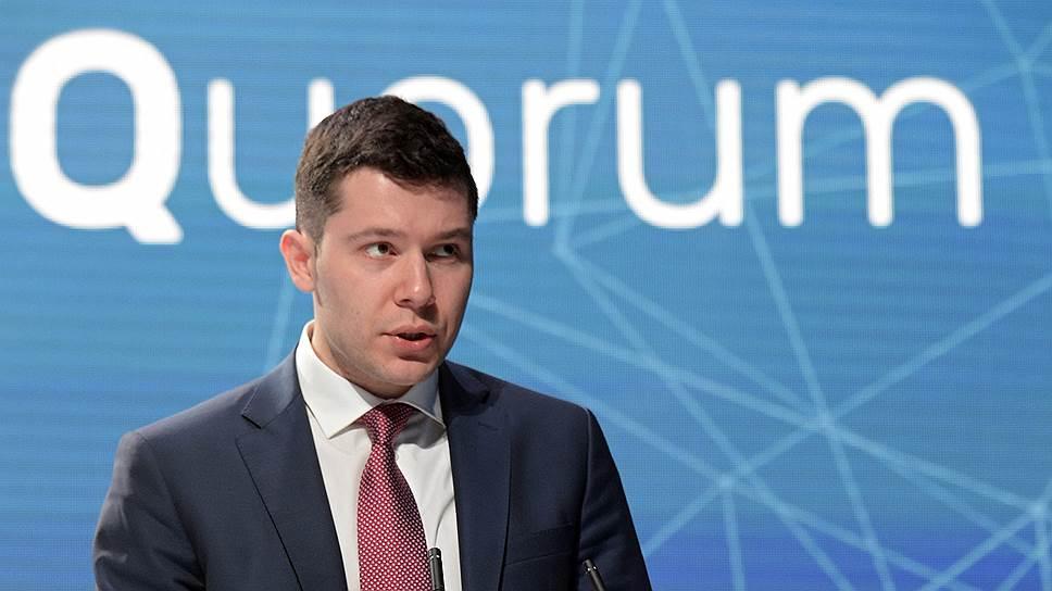 Губернатор Калининградской области Антон Алиханов решил поэкспериментировать с импортом
