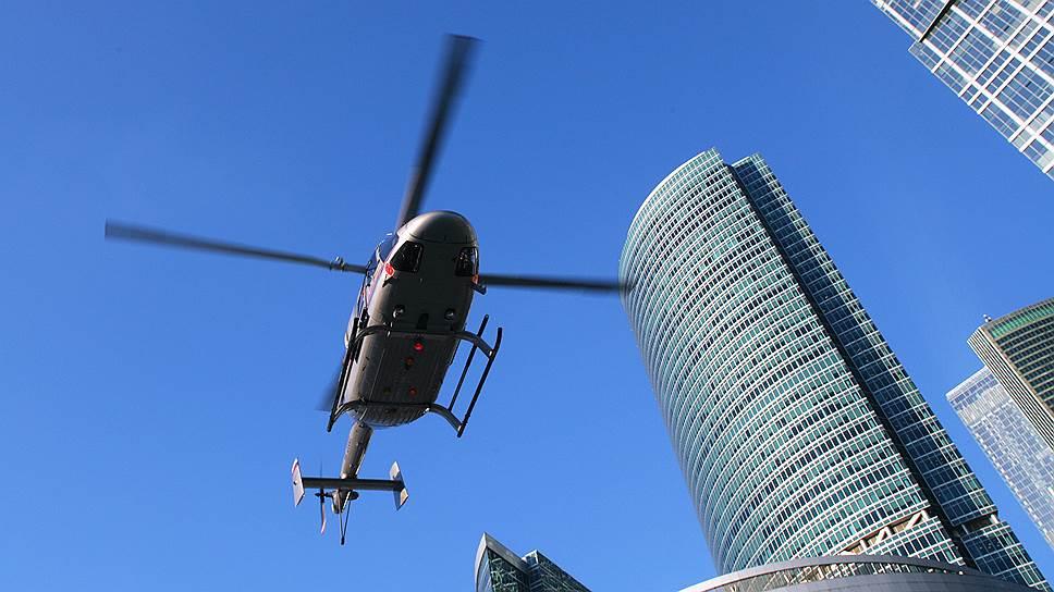 Россия догоняет вертолетный рынок / конъюнктура