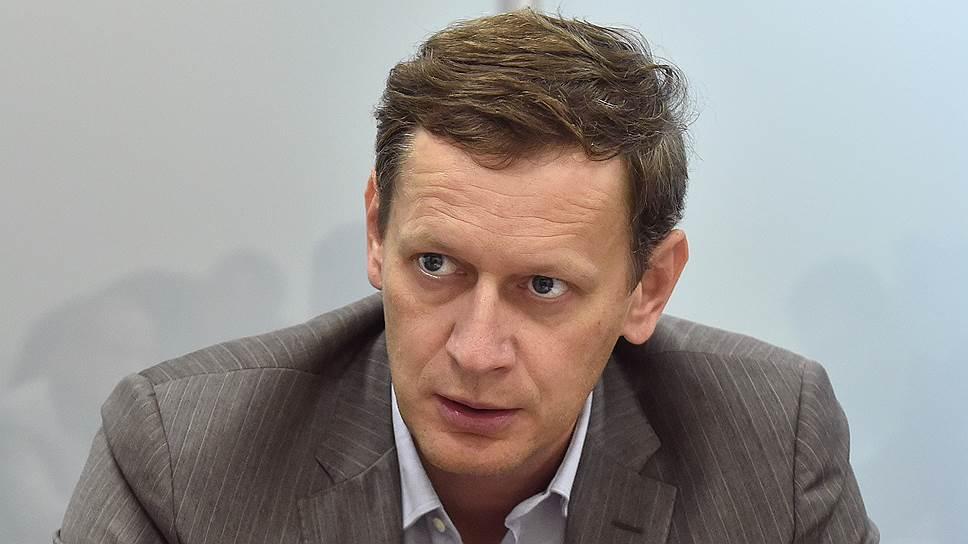 Первый вице-президент Газпромбанка Алексей Чичканов