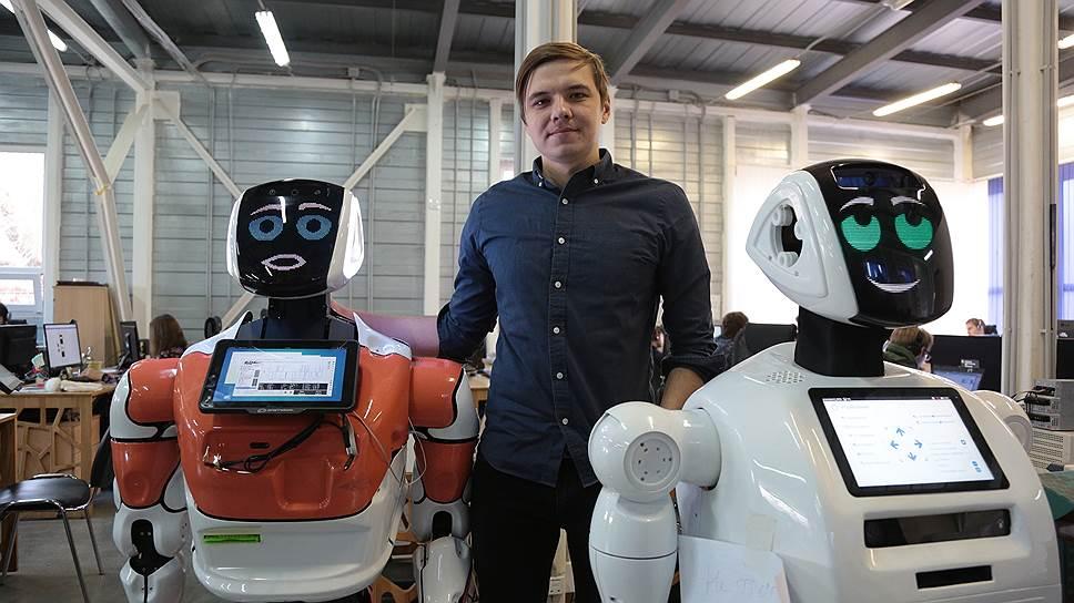 Один из самых успешных российских робопроектов — Promobot: роботы, умеющие распознавать речь и лица и общаться на разные темы, продаются уже почти в 30 странах мира
