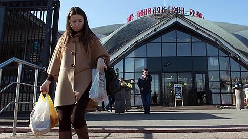 Сытый животик Москвы  / Картинка из жизни