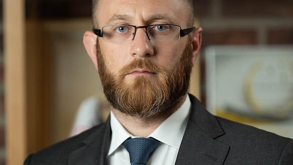 Директор имущественно-правового департамента ПАО «Галс-Девелопмент», член ассоциации НП ОКЮР Михаил Попов