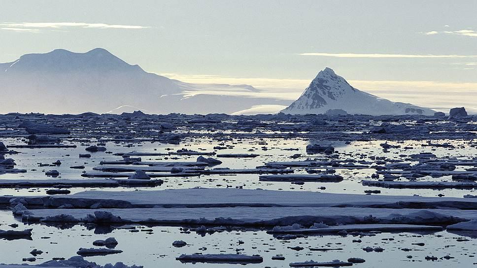 Чувствительная к изменению климата Арктика становится бомбой замедленного действия для всей планеты