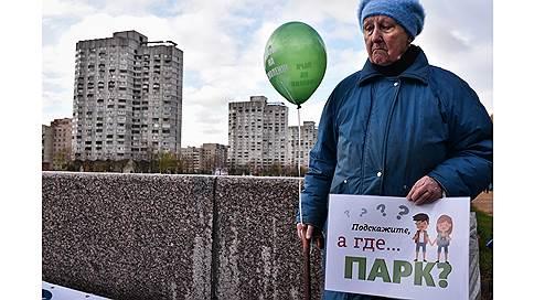 Битва за район // Протесты градозащитников оказались выгодны политикам и девелоперам