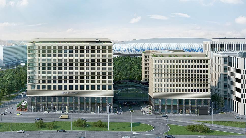 Стадион «ВТБ Арена»