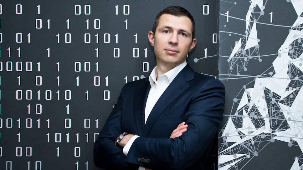 Генеральный директор компании SberCloud Александр Сорокоумов