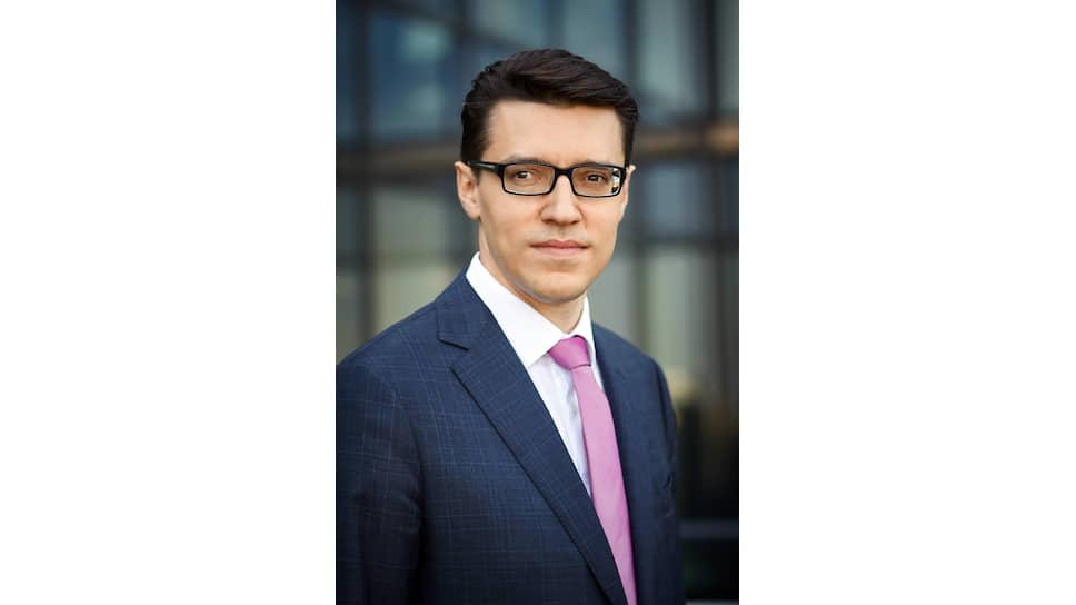 Советник юридической фирмы Dentons Александр Ковалев