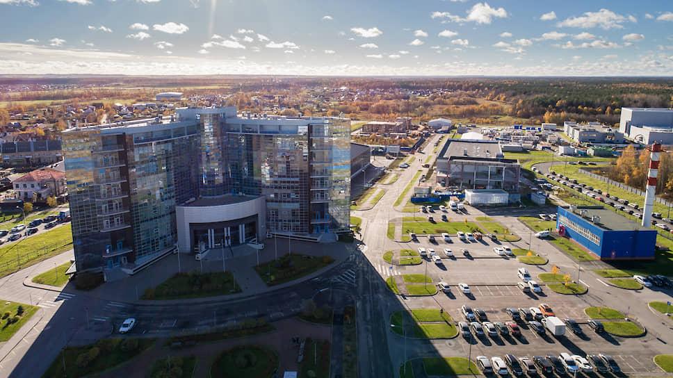 Площадка «Нойдорф» особой экономической зоны «Санкт-Петербург»