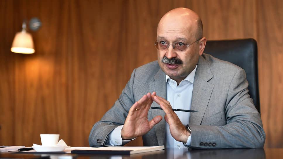 Президент—председатель правления «Открытия» Михаил Задорнов