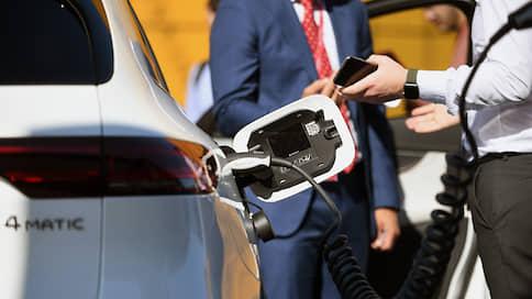 Электромобили не ждут в России  / Страна предпочитает перейти на газ