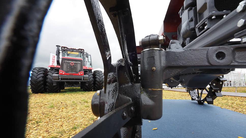 Весной аграрии могут недосчитаться лизинговой техники для начала полевых работ