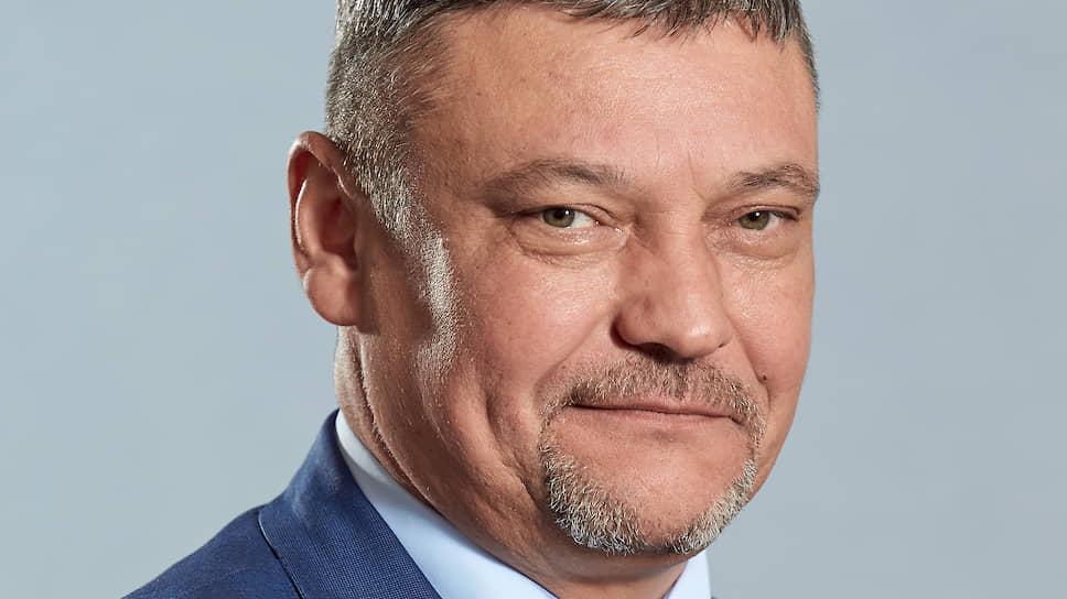 Генеральный директор «Русала» Евгений Никитин