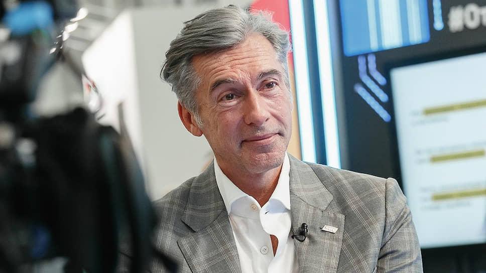 Заместитель председателя правления банка ВТБ Вадим Кулик