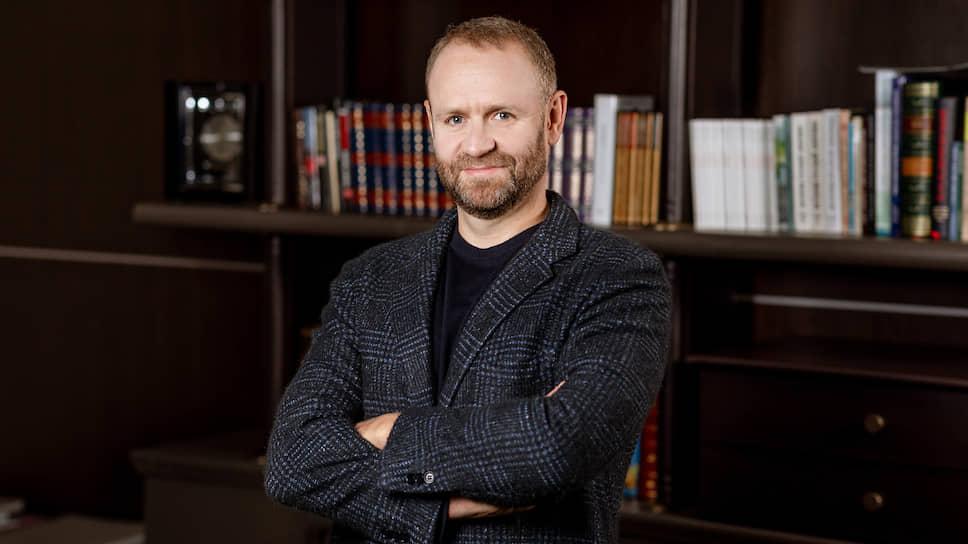 Глава ГК «Мангазея» Сергей Янчуков