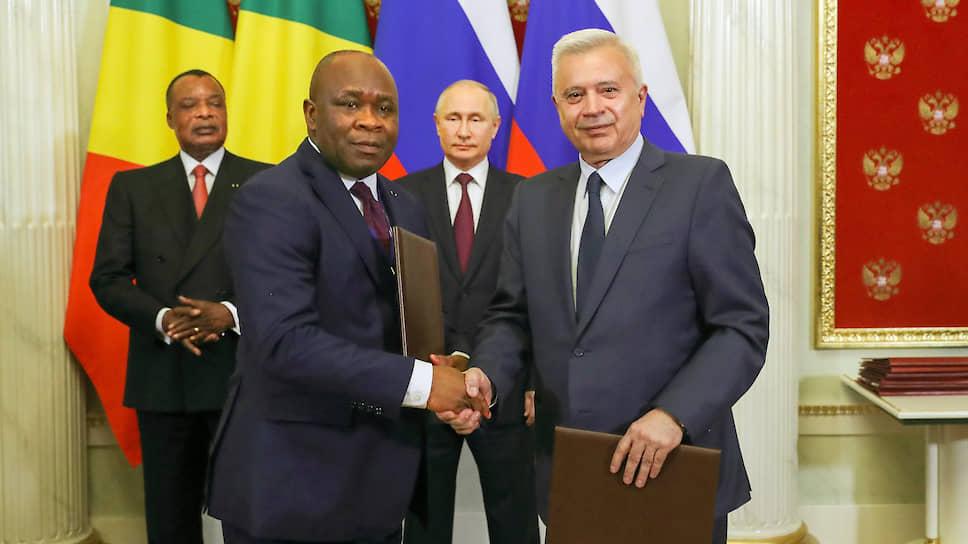 Президент ПАО «ЛУКОЙЛ» Вагит Алекперов считает, что Африканский регион имеет большой потенциал добычи