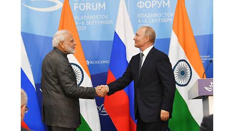 Надежное партнерство на долгие времена  / Экономическое сотрудничество России и Индии прирастает инновационными отраслями