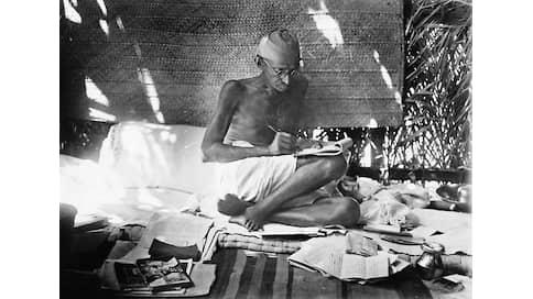 Страницы ненасилия  / Переписка Льва Толстого и Махатмы Ганди получила новое прочтение