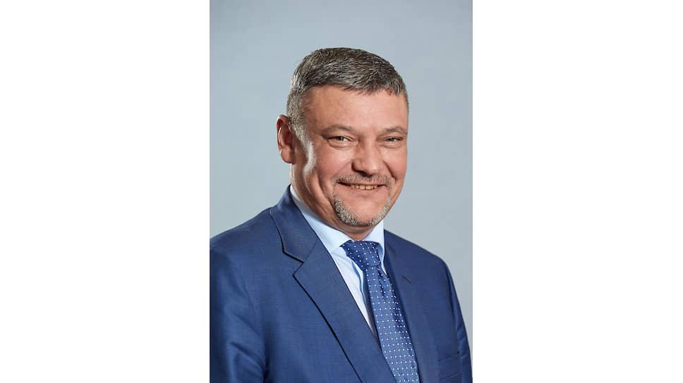 Генеральный директор компании РУСАЛ Евгений Никитин