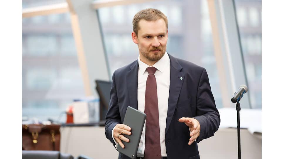 Заместитель председателя ВЭБ.РФ Алексей Мирошниченко