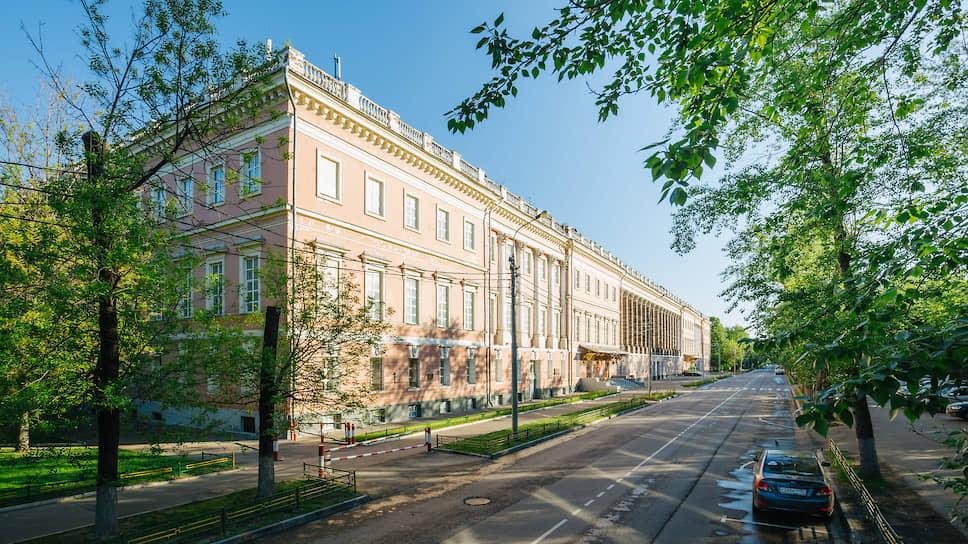 Виды района Лефортово