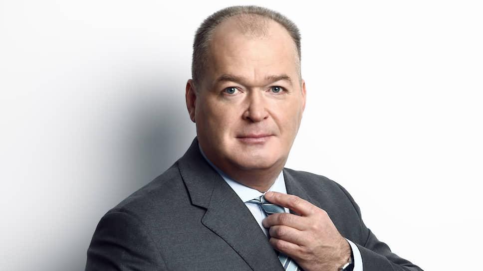 Генеральный директор «Сити-XXI век» Антон Борисенко