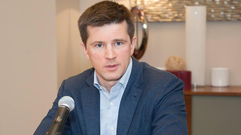 Вице-президент Сбербанка Сергей Бессонов